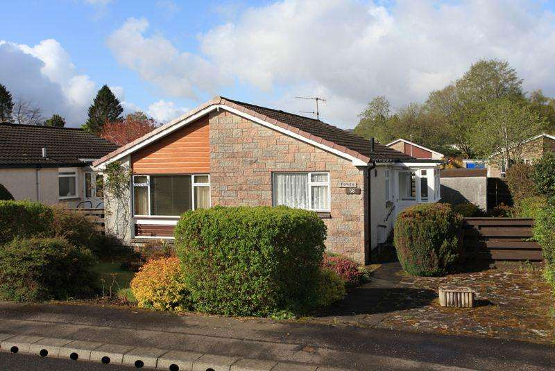 3 Bedrooms Detached Bungalow for sale in 58 Strowan Road, Comrie, PH6 2EH