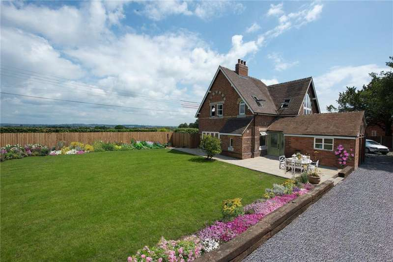 6 Bedrooms Detached House for sale in Lower Broadheath, Worcester, Worcestershire