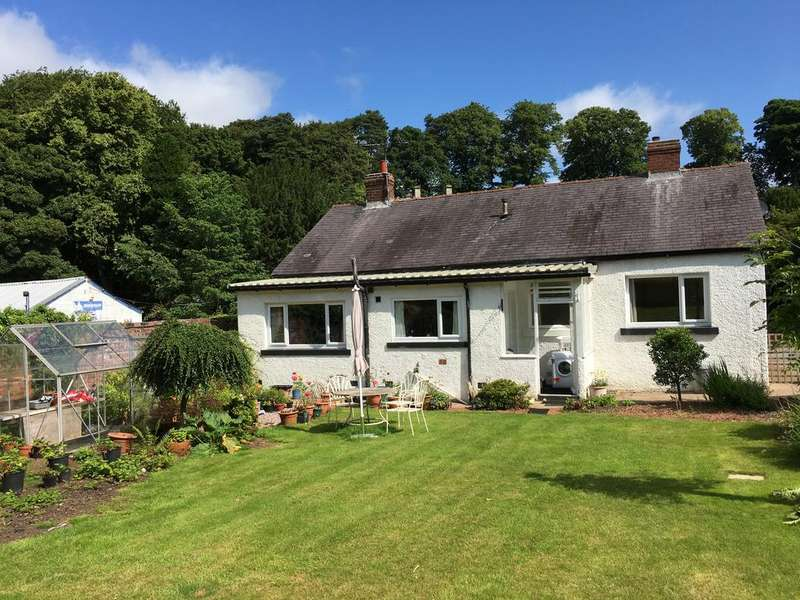 3 Bedrooms Detached Bungalow for sale in Wellesley, Station Road, Brampton, Cumbria CA8