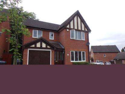 4 Bedrooms Detached House for sale in Sycamore Crescent, Erdington, Birmingham, West Midlands