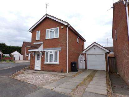 3 Bedrooms Detached House for sale in Stoneywell Road, Anstey Heights, Leicester, Leicestershire