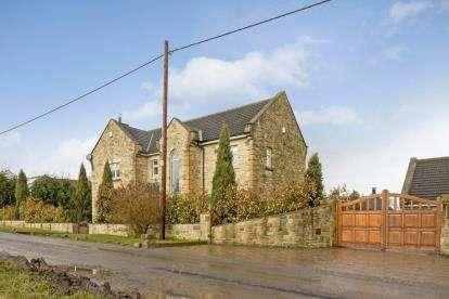 4 Bedrooms Detached House for sale in The Avenue, Medburn, Ponteland, Northumberland, NE20