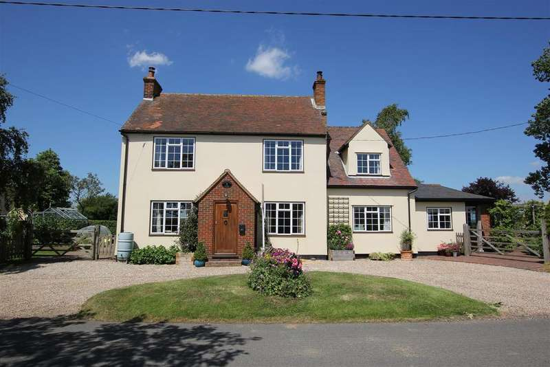4 Bedrooms Detached House for sale in Purleigh, Chelmsford