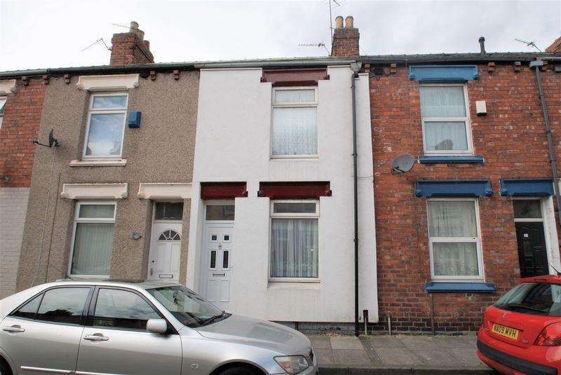 2 Bedrooms Terraced House for sale in Egerton Street, Middlesbrough