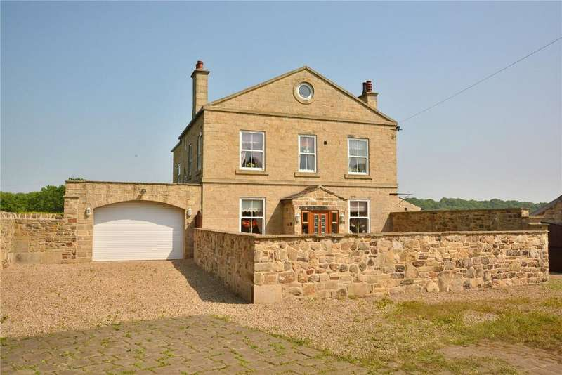 6 Bedrooms Detached House for sale in Beechwood House, Rodley Fold Farm, Bridge Road, Rodley, Leeds
