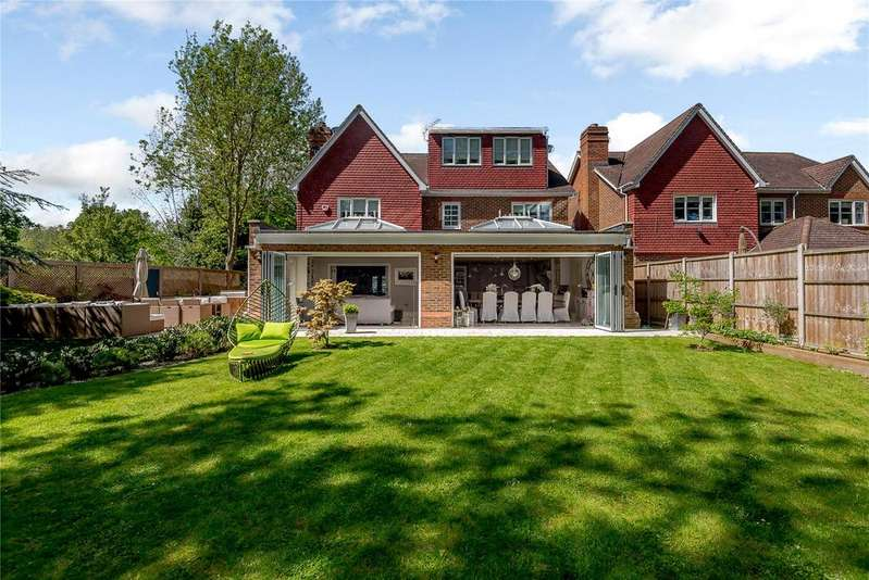 6 Bedrooms Detached House for sale in Chestnut Drive, Windsor, Berkshire, SL4