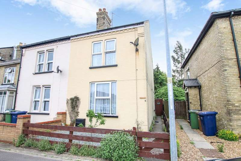 3 Bedrooms Semi Detached House for sale in Darthill Road, March