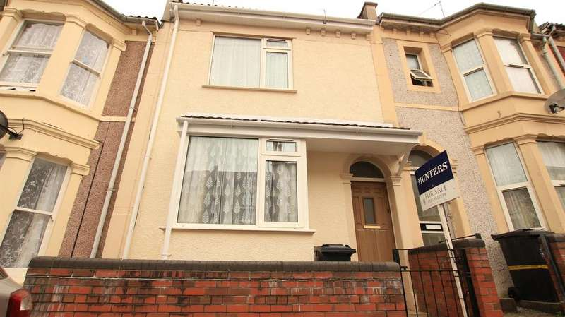 2 Bedrooms Terraced House for sale in Nicholas Road, Easton, Bristol, BS5 0LA