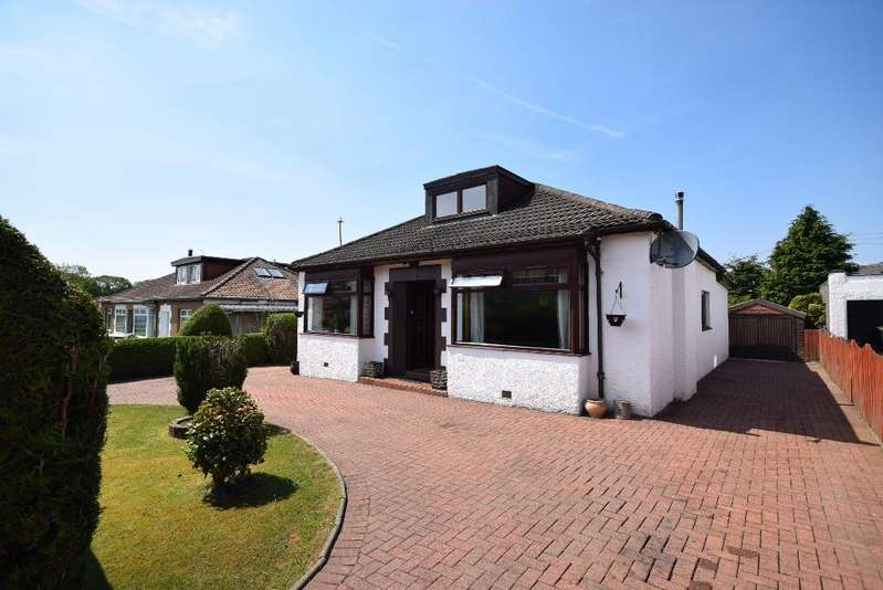 4 Bedrooms Bungalow for sale in Evan Drive, Giffnock, Glasgow, G46 6NN