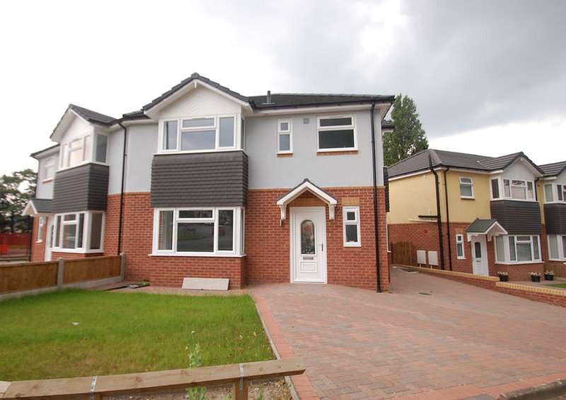 3 Bedrooms Semi Detached House for sale in Hydes Road, West Bromwich, West Bromwich, B71