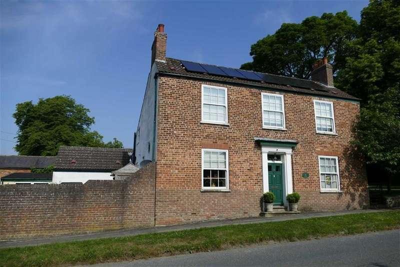 4 Bedrooms Detached House for sale in Goodmanham