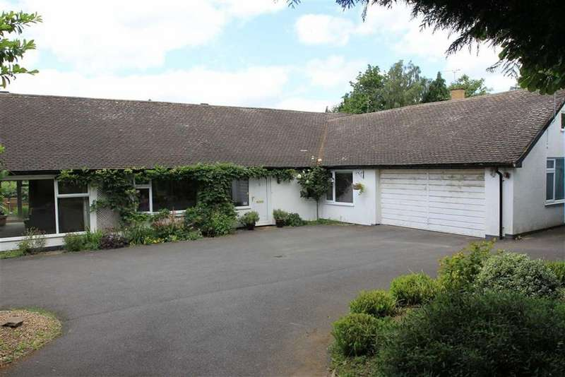 5 Bedrooms Detached Bungalow for sale in Portland Road, Kirby Muxloe
