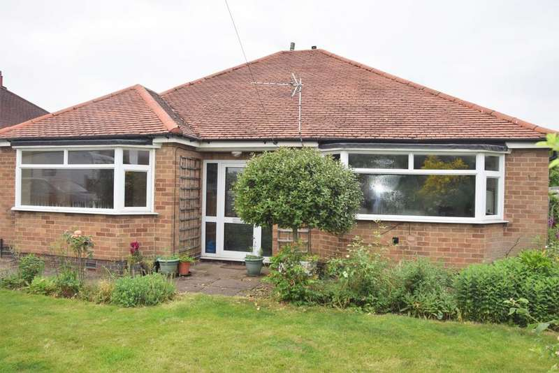 3 Bedrooms Bungalow for sale in Rotherwood Drive, Ashby De La Zouch, LE65