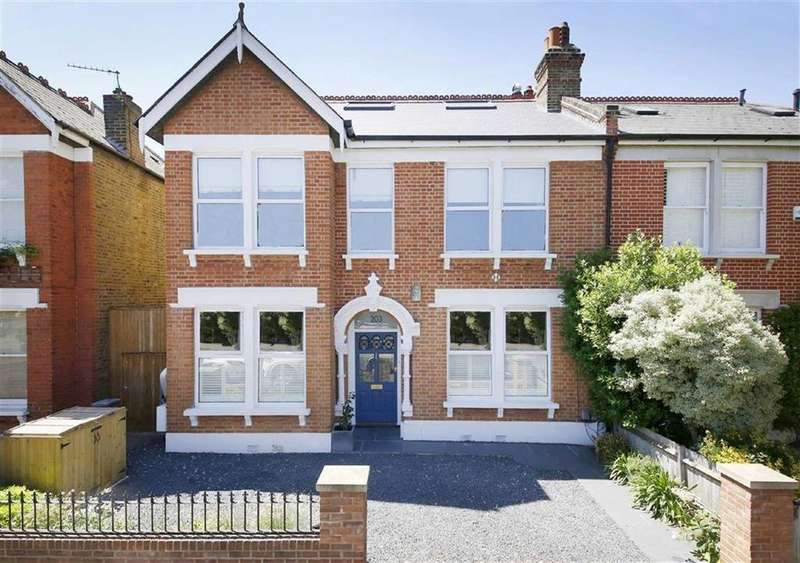 5 Bedrooms Semi Detached House for sale in Clive Road, London