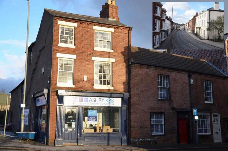 3 Bedrooms Apartment Flat for sale in Apts ab Lower Church Street, Ashby, LE65