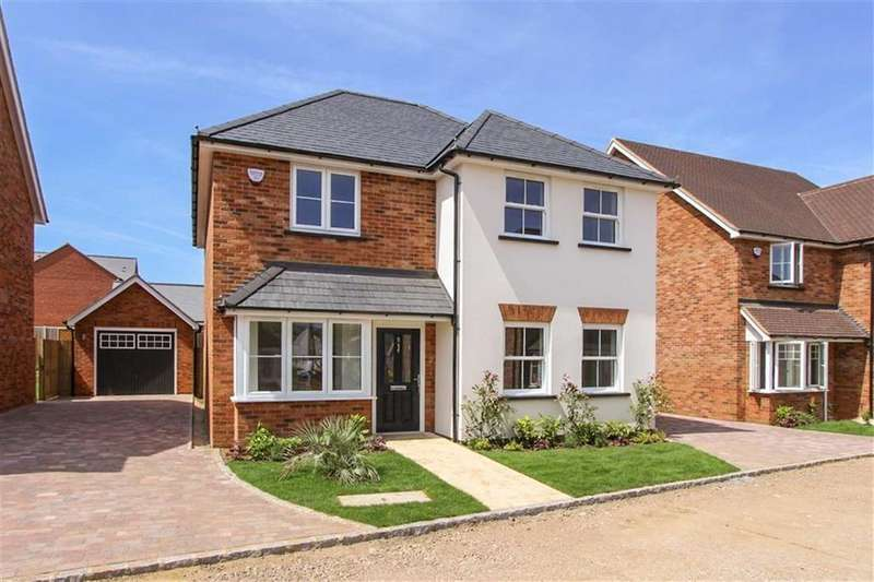 4 Bedrooms Detached House for sale in Brookfields, Stoke Hammond