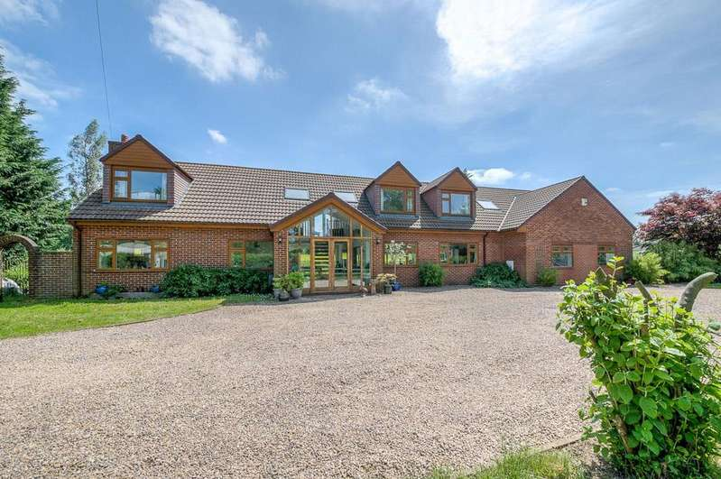 5 Bedrooms House for sale in Smeaton Lane, Stretton Under Fosse, Rugby