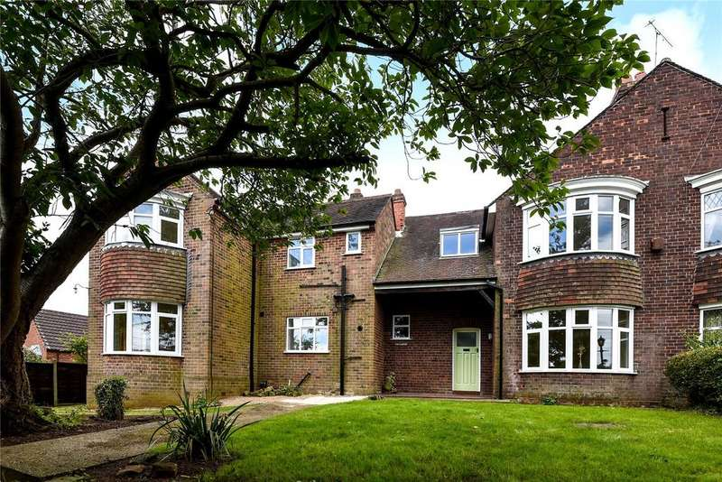 5 Bedrooms Semi Detached House for sale in Gainsborough Road, Lea, DN21