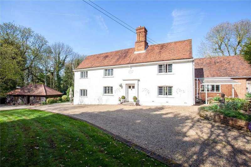 6 Bedrooms Detached House for sale in Tawney Lane, Stapleford Tawney, Essex, RM4
