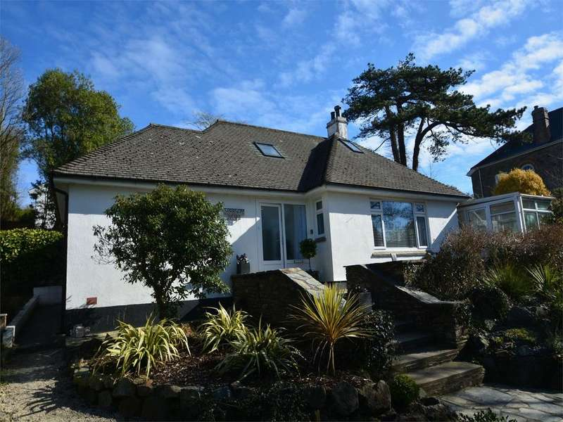4 Bedrooms Detached Bungalow for sale in Clinton Road, Clinton Road, REDRUTH, Cornwall