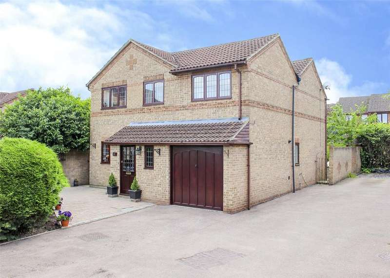 5 Bedrooms Detached House for sale in Chesterblade Lane, Forest Park, Bracknell, Berkshire, RG12