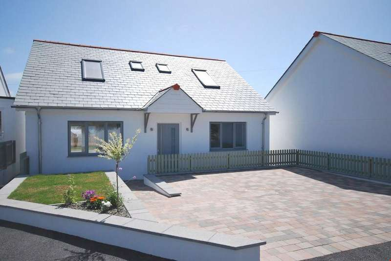 3 Bedrooms Detached House for sale in Wheal Kitty, St Agnes, Cornwall, TR5