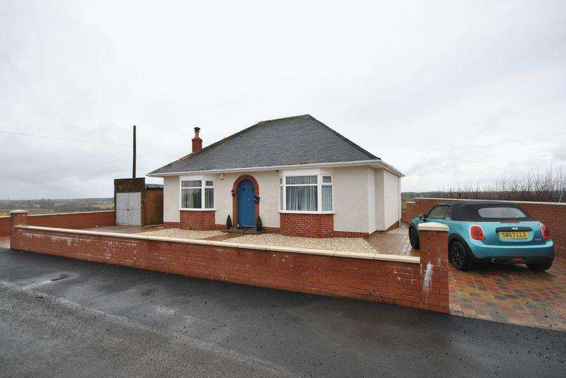 3 Bedrooms Detached Bungalow for sale in Croftdean Bungalow by Knockentiber KA2 0DJ