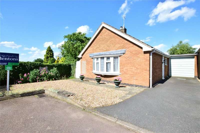 2 Bedrooms Detached Bungalow for sale in Hall Orchard Lane, Frisby on the Wreake, Melton Mowbray