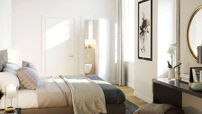 3 Bedrooms Apartment Flat for sale in Plot 17, Guthrie Gardens, Lasswade Road, Edinburgh, Midlothian