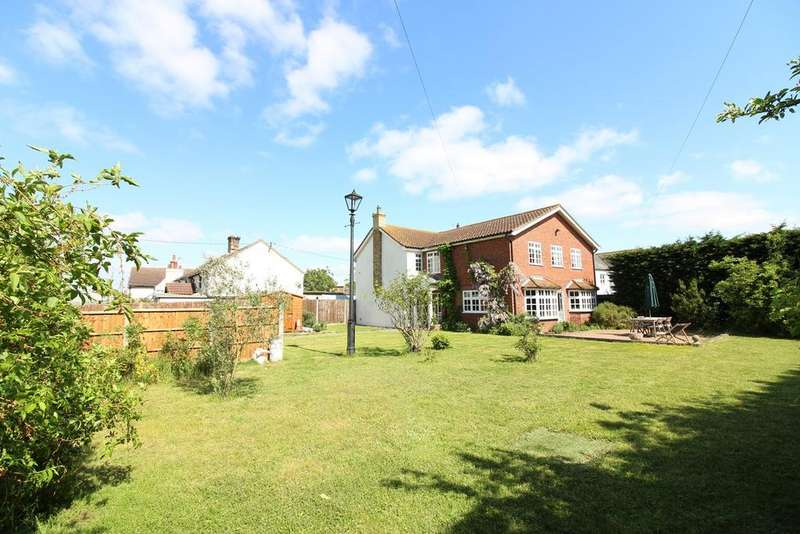 4 Bedrooms Detached House for sale in Old School Lane, Stanford, SG18