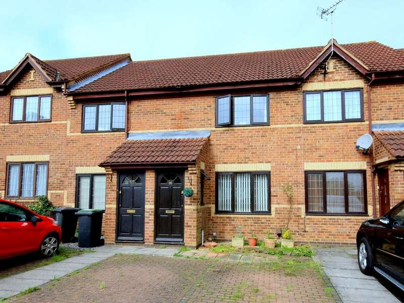 2 Bedrooms Terraced House for sale in The Meadows, Flitwick, MK45
