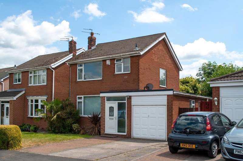 3 Bedrooms Detached House for sale in Elmwood Road, Barnton, Northwich, CW8