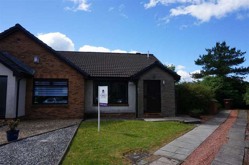 1 Bedroom Bungalow for sale in Baldorran Crescent, Cumbernauld