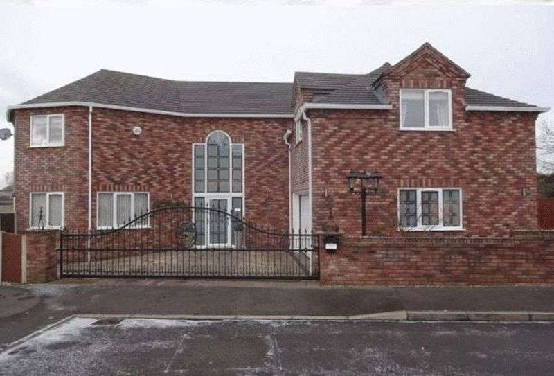 5 Bedrooms Property for sale in Lansbury Avenue, Pilsley, Chesterfield, Derbyshire