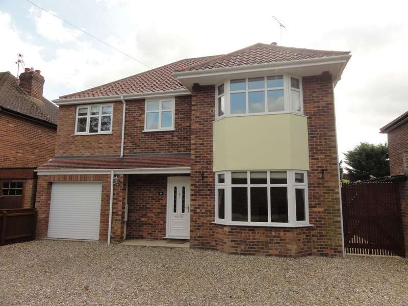 5 Bedrooms Detached House for sale in Bury St Edmunds IP33