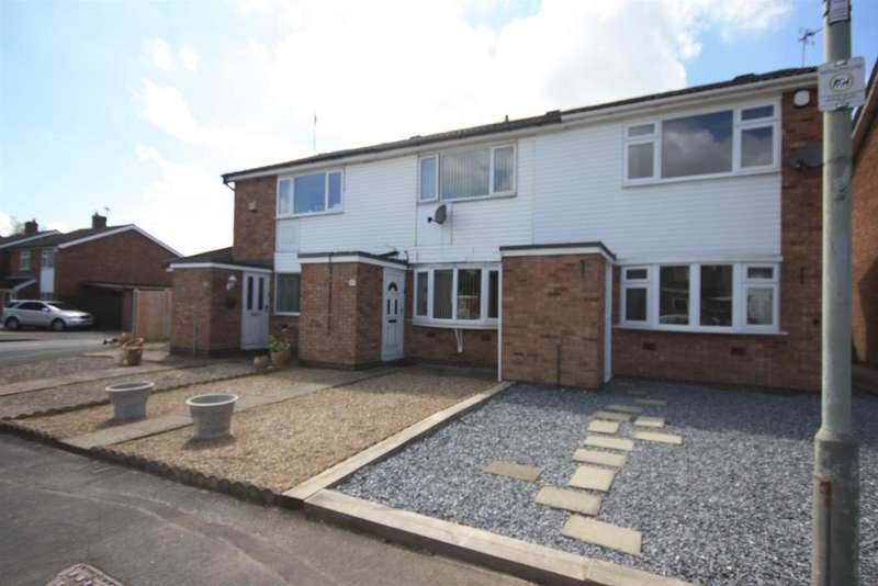 2 Bedrooms Terraced House for sale in Long Furrow, East Goscote, Leicester