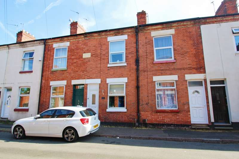 3 Bedrooms Terraced House for sale in Knighton Lane, Aylestone, LE2