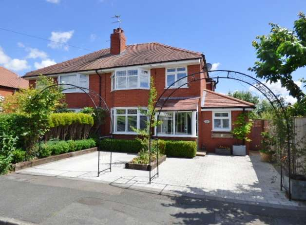 3 Bedrooms House for sale in Charles Avenue, Great Sankey, Warrington