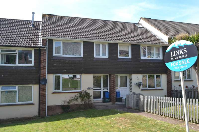 3 Bedrooms Terraced House for sale in Cunningham Road, Exmouth