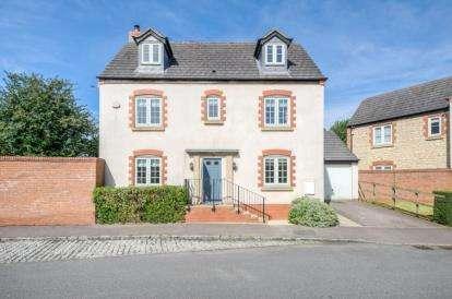 5 Bedrooms Detached House for sale in Colindale Street, Monkston Park, Milton Keynes
