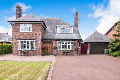 4 Bedrooms Detached House for sale in Southport Road, Lydiate, Merseyside, L31