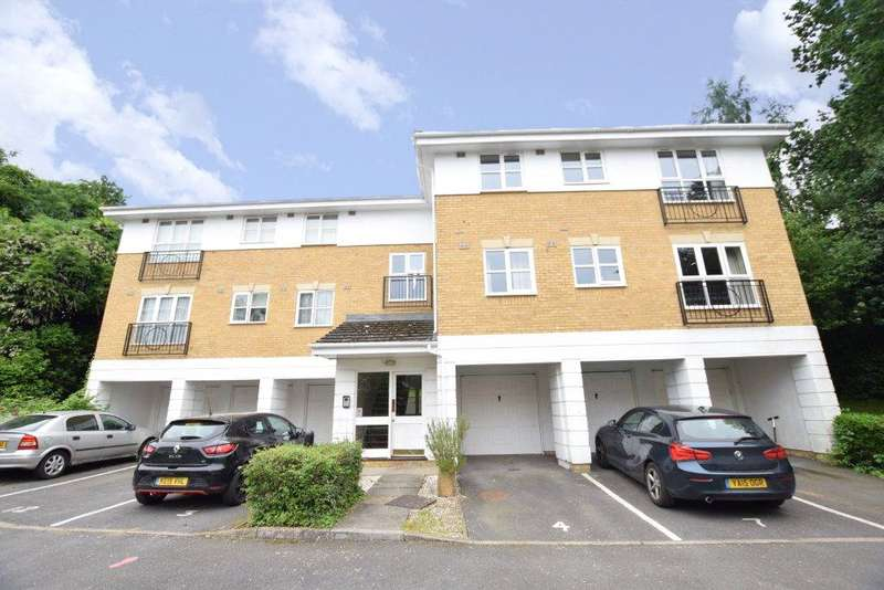 2 Bedrooms Apartment Flat for sale in Sabin Gates, Old Bracknell Lane East, Bracknell, Berkshire, RG12