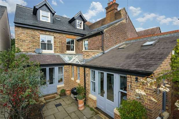 5 Bedrooms House for sale in East Common, Harpenden