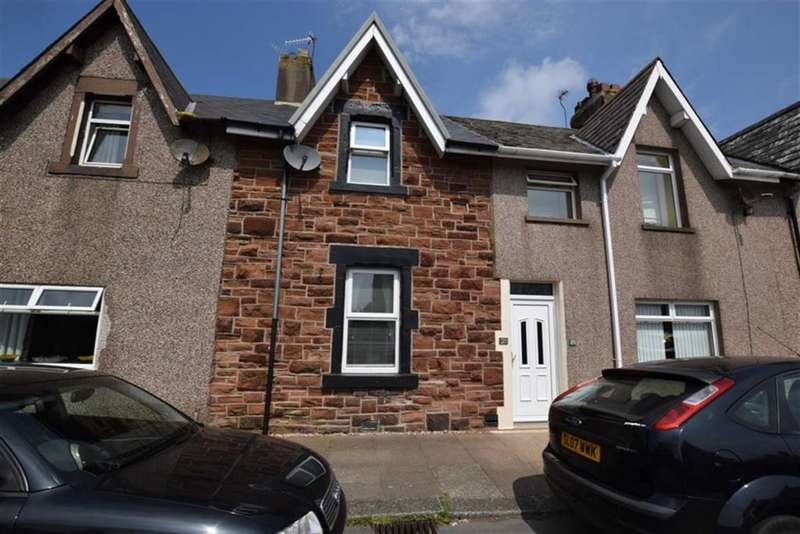 2 Bedrooms Terraced House for sale in South Row, Barrow-in-Furness, Cumbria
