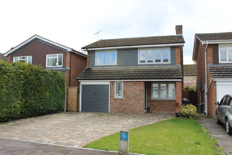 4 Bedrooms Detached House for sale in Church Close, Bassingbourn, Royston