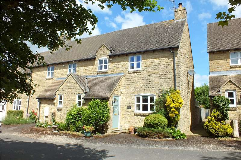 3 Bedrooms Mews House for sale in Manor Farm, Pound Lane, Little Rissington, Cheltenham, GL54