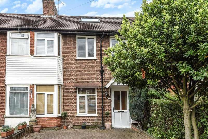 4 Bedrooms Terraced House for sale in Braid Avenue, Acton
