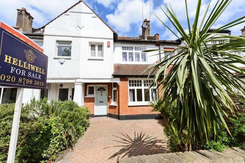 3 Bedrooms Terraced House for sale in Meadvale Road, Ealing, W5