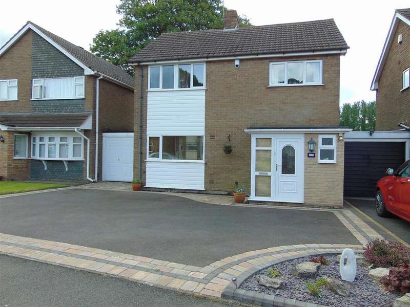 3 Bedrooms Link Detached House for sale in Fernleigh Road, Walsall
