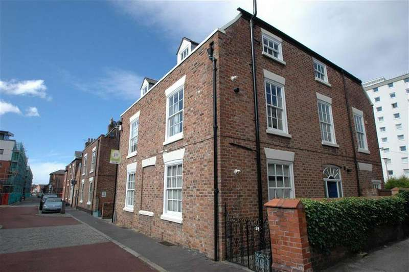 2 Bedrooms Apartment Flat for sale in 37-39 Egerton Street, Chester